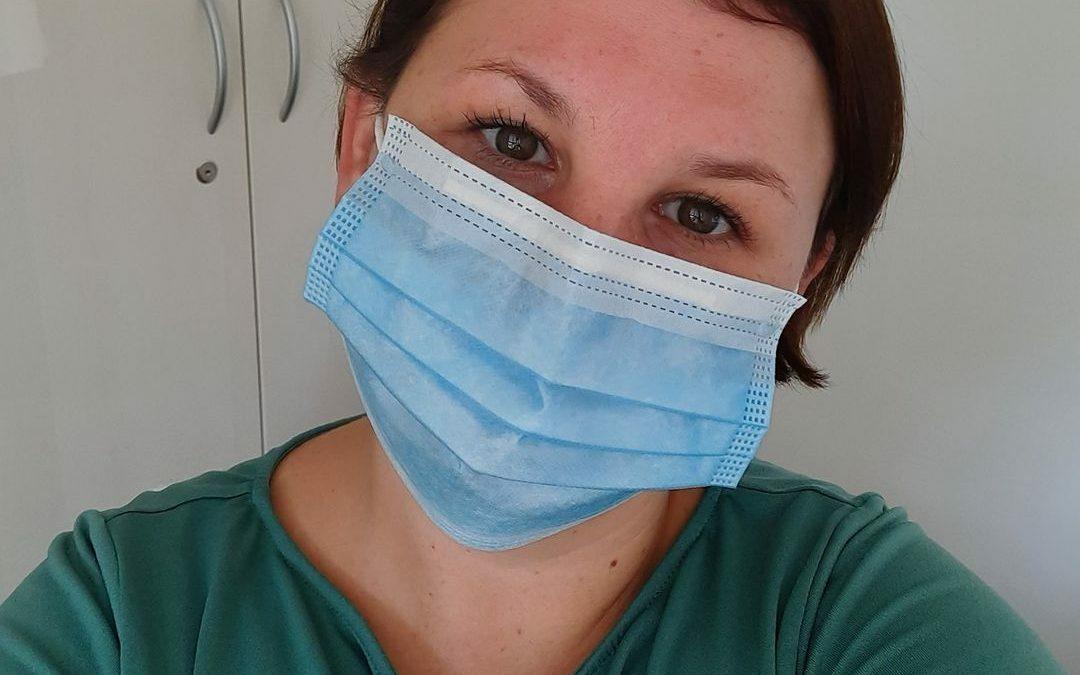 Im Interview: Die Neueröffnung einer Tagespflege in Zeiten von Corona, aus Sicht der Pflegedienstleitung Vanessa Twardon.
